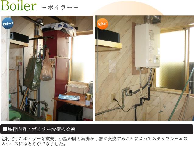 Boiler -ボイラー-